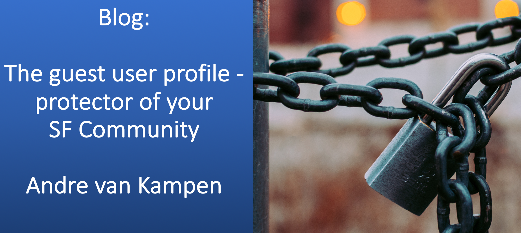 The guest user profile: protector of your SF Community